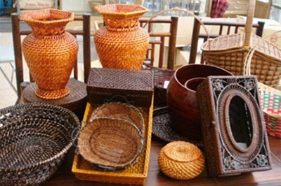 Production, processing and handicraft products export
